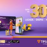 Nhận ngay nhiều ưu đãi hấp dẫn khi giao dịch bằng thẻ tín dụng TPBank