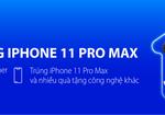 Viet Capital Bank cộng thêm lãi suất, trúng iPhone 11 Pro Max khi gửi tiết kiệm online