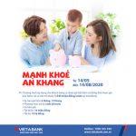 Chương trình Mạnh khỏe An khang của VietABank