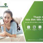 Thanh toán tiền điện tại Vietcombank chưa bao giờ dễ dàng đến thế