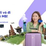 Giảm ngay 15% tại Agoda cho chủ thẻ MB Visa và MB JCB