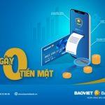 BaoViet Bank hưởng ứng ngày không tiền mặt