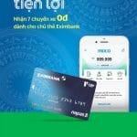 Grab Moca ưu đãi đặc biệt dành cho chủ thẻ ghi nợ nội địa Eximbank hoặc kích hoạt ví Moca thành công