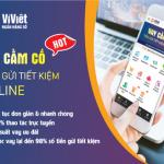 Vay cầm cố tiền gửi tiết kiệm trên Ví Việt cập nhật tính năng mới