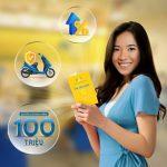 Gửi tiền lãi cao, nhận thêm quà chất cùng PVcomBank