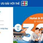 Traveloka giảm 25 - 30% với Sacombank JCB