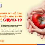 SHB miễn phí chuyển tiền và rút tiền để hỗ trợ người dân gặp khó khăn do dịch Covid-19