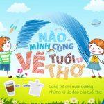 Hàng ngàn phần quà từ Viet Capital Bank đến khách hàng nhân Ngày Quốc tế thiếu nhi