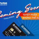 LienVietPostBank ra mắt thêm một loại thẻ tín dụng Quốc tế đầu tháng 8/2020