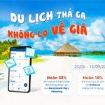 Du lịch thả ga - Không lo về giá cùng Sacombank