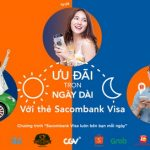 Sacombank Visa luôn bên bạn mỗi ngày