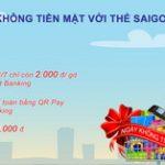 Chương trình khuyến mãi cùng thẻ SaiGonBank