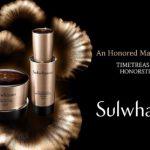 Quà tặng cho làn da rực rỡ ngày hè cùng ưu đãi từ Sulwhasoo với thẻ Shinhan