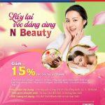 Ưu đãi thẻ VietABank tại N Beauty Center