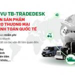VPBank kích hoạt dịch vụ TB TradeDesk - Tư vấn sản phẩm tài trợ thương mại và thanh toán quốc tế