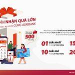 Thanh toán QR pay - Nhận quà 2/9 trên ứng dụng Agribank E-Mobile Banking