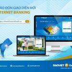 Chào đón giao diện mới Internet Banking của BaoViet Bank