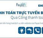 Thanh toán trực tuyến qua Payoo bằng thẻ V-TOP do Eximbank phát hành