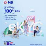 MB ra mắt tính năng Định danh trực tuyến trên App MBBank