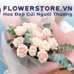 Ưu đãi từ Flowerstore.vn dành cho chủ thẻ Shinhan
