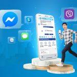Ra mắt phiên bản BIDV SmartBanking trên bàn phím - Hỗ trợ giao dịch ngay trên ứng dụng chat