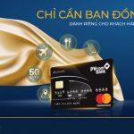 Đặc quyền thẻ tín dụng dành riêng cho khách hàng ưu tiên PVcomBank