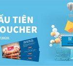 Giao dịch đầu tiên, nhận liền Voucher cùng Eximbank