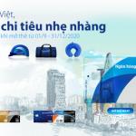 Mở thẻ tín dụng Bản Việt, nhận ngay quà tặng hấp dẫn