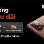 Giảm tới 34% cho chủ thẻ quốc tế MSB khi mua Samsung Galaxy Note 20 Series