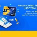 Ưu đãi ngập tràn với thẻ ATM PVcomBank kết nối ZaloPay