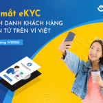 Ra mắt eKYC - Định danh khách hàng điện tử trên Ví Việt