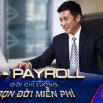 S-Payroll - Gói chi lương,  Trọn đời miễn phí cùng SCB