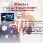 Hoàn tiền tới 10% cho doanh nghiệp sử dụng thẻ SeABank Visa Corporate