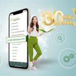 Tặng ngay mã giảm giá 100.000 VNĐ khi đăng ký và có 10 giao dịch qua Smart OTP trên ứng dụng VCB Digibank mỗi tuần