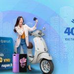 Chạm ngay - Quà liền tay cùng thẻ chip BIDV - Napas