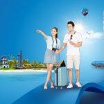 Giảm tới 300.000 VNĐ khi đặt vé máy bay Vietnam Airlines trên BIDV SmartBanking