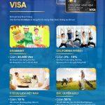 Đại tiệc cùng VietABank Visa