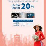 Ưu đãi lên đến 20% dành cho chủ thẻ Eximbank khi mua hoa tại Flowerstore