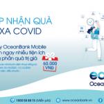 Kích hoạt Easy OceanBank Mobile, nhận ngay 50K vào tài khoản