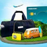 Mở thẻ ABBank Visa Travel nhận quà tặng hấp dẫn