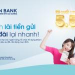 Bảo toàn lãi tiền gửi, vay ưu đãi lại nhanh cùng OceanBank