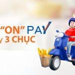 Loship on pay - Khao ngay 3 chục tại Sacombank Pay