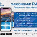 SaiGonBank ra mắt ứng dụng SaiGonBank Pay