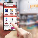 Giảm đến 500.000 VNĐ khi mua các sản phẩm Apple, Samsung tại Hnam Mobile dành cho thẻ VIB
