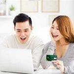 Chi tiêu online, tương lai đón xế cùng Vietcombank