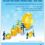 Ưu đãi tín dụng trung, dài hạn dành cho doanh nghiệp SME cùng Vietinbank