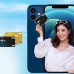 Đón siêu phẩm iPhone 12, Giảm ngay 1.000.000 VNĐ cùng thẻ tín dụng ACB tại CellphoneS