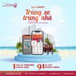 Quét VNPAY QR nhận mưa ưu đãi cùng Agribank e-Mobile Banking