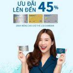 Ưu đãi 45% dành cho chủ thẻ JCB Eximbank khi đến trải nghiệm dịch vụ cùng La Beauty Clinic
