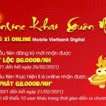 Lì xì online - Khai xuân như ý cùng VietBank